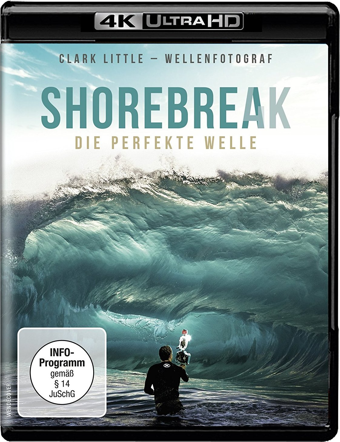Shorebreak The Clark Little Story 2016 2160p UHD BluRay 6CH DTS-HD x265-GUACAMOLE