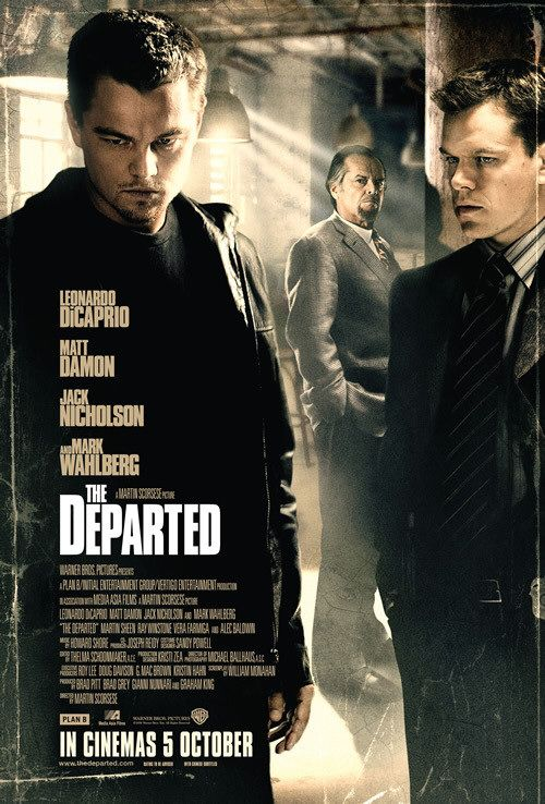 The Departed 2006 1080p BluRay DTS x264-LoRD