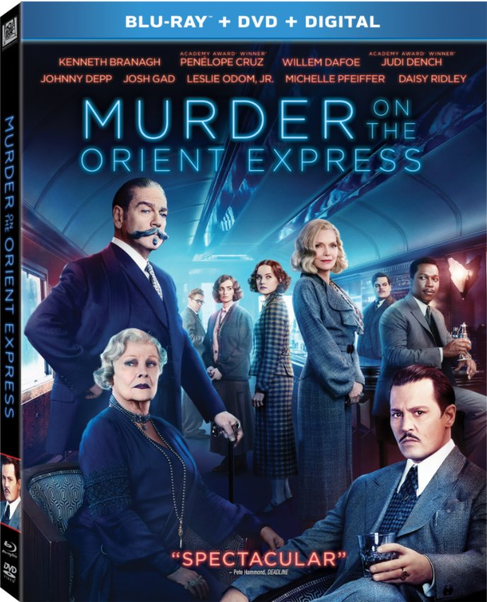 Murder On The Orient Express 2017 1080p Dual Audio OrgBD Hindi+Eng - Ex
